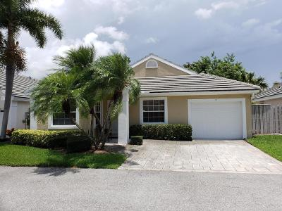 Palm Beach Gardens Rental For Rent: 7 Governors Court