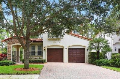 Palm Beach Gardens Single Family Home For Sale: 742 Bocce Court