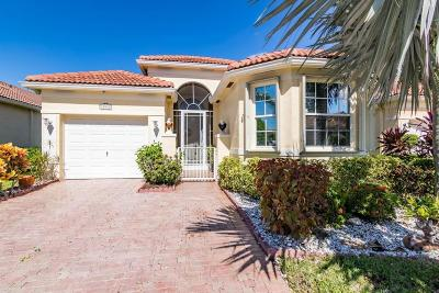 Delray Beach Single Family Home For Sale: 15518 Fiorenza Circle