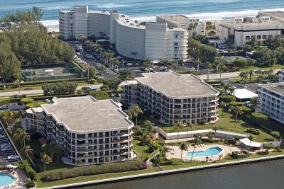 Palm Beach Condo For Sale: 2778 S Ocean Boulevard #304s