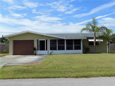 Fort Pierce Single Family Home For Sale: 227 E Arbor Avenue