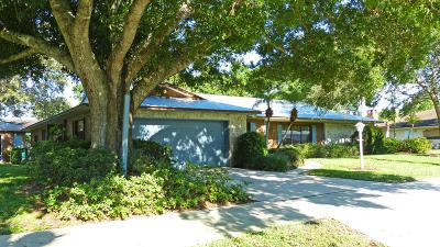 Fort Pierce Single Family Home For Sale: 2604 Robin Street