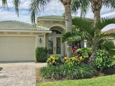 Port Saint Lucie Rental For Rent: 9239 Short Chip Circle