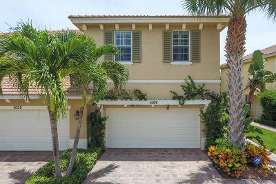Palm Beach Gardens FL Townhouse For Sale: $412,500