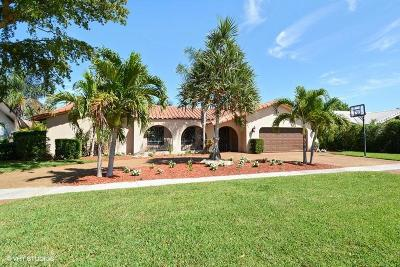 Boca Raton Single Family Home For Sale: 1500 SW 8th Avenue