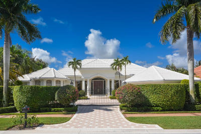 Boca Raton Single Family Home For Sale: 7040 Lions Head Lane
