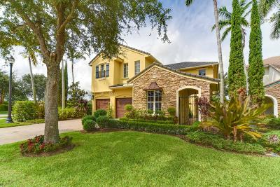 Palm Beach Gardens Single Family Home For Sale: 701 Bocce Court