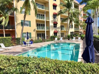 West Palm Beach Condo Sold: 1610 Presidential Way #207