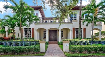 Jupiter Single Family Home For Sale: 115 Segovia Way