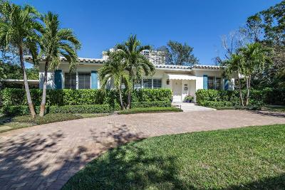 West Palm Beach Single Family Home For Sale: 269 Flamingo Drive