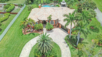 Coconut Creek Single Family Home For Sale: 7499 NW 49 Lane