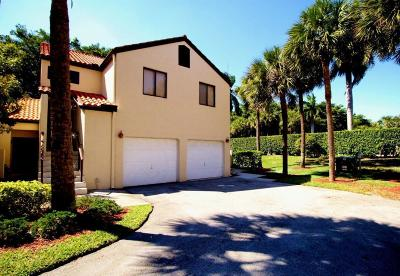 Boynton Beach Townhouse For Sale: 5 Via De Casas Sur #105