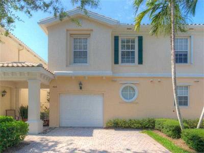Palm Beach Gardens Rental For Rent: 486 Capistrano Drive