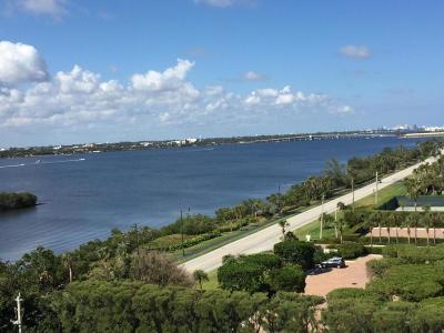 Palm Beach Condo For Sale: 3450 S Ocean Boulevard #824