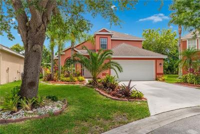 Martin County Single Family Home For Sale: 928 NW Waterlily Place