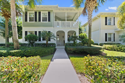 Jupiter Single Family Home Contingent: 2621 W Community Drive
