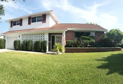 North Palm Beach Single Family Home For Sale: 712 Teal Way