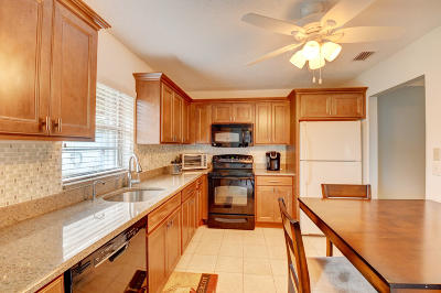 Delray Beach Single Family Home For Sale: 6627 Overland Drive