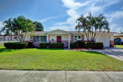 Deerfield Beach Single Family Home For Sale: 617 SE 8th Avenue