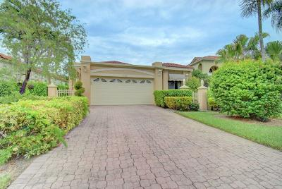 Boca Raton Single Family Home For Sale: 17280 Hampton Boulevard