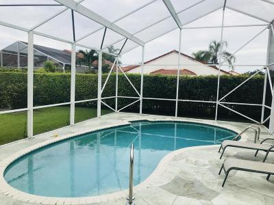 Boynton Beach Single Family Home For Sale: 12299 Wedge Way