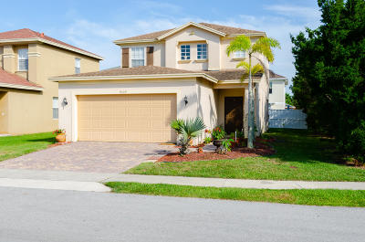 Fort Pierce Single Family Home For Sale: 9339 Breakers Row