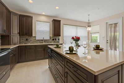 Palm Beach Gardens Single Family Home For Sale: 8421 Alister Boulevard W