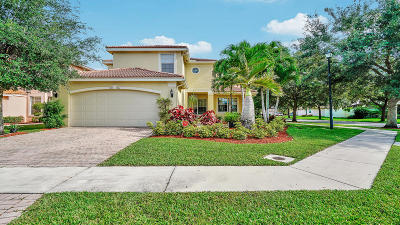Greenacres Single Family Home For Sale: 5026 Solar Point Drive