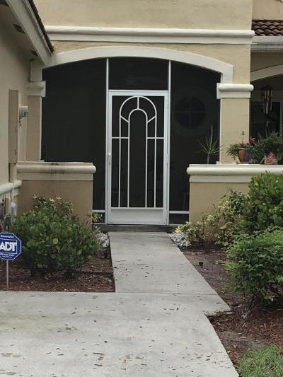 Boynton Beach Rental For Rent: 1033 Arezzo Circle