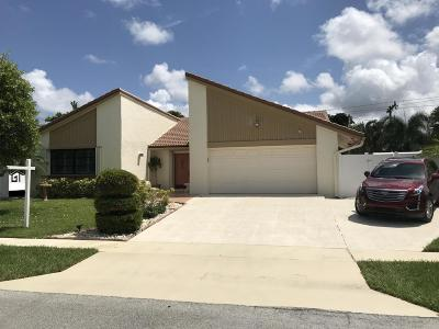 Boca Raton Single Family Home For Sale: 1450 SW 3rd Street