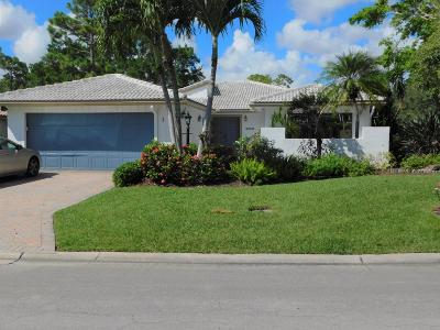 Boynton Beach Single Family Home Contingent: 1 Woods Lane #0010