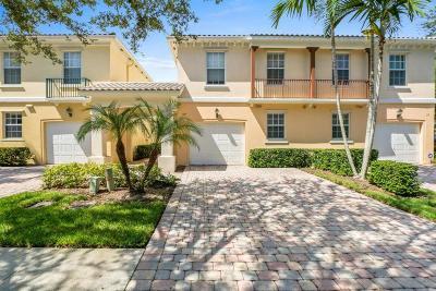 Townhouse Sold: 154 Santa Barbara Way
