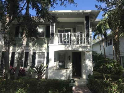 Jupiter Townhouse Contingent: 2849 E Community Drive