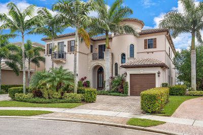 Boca Raton Single Family Home For Sale: 17768 Vecino Way