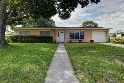 Fort Pierce Single Family Home For Sale: 363 Hosbine Street