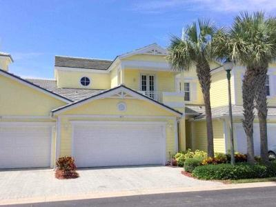 Fort Pierce Townhouse For Sale: 403 Mariner Bay Boulevard