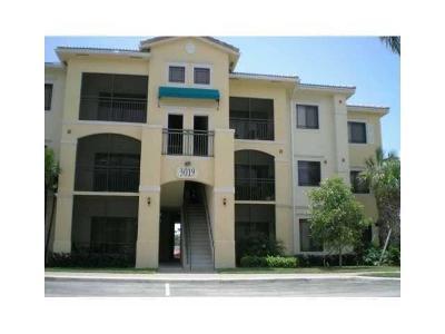 Palm Beach Gardens Rental For Rent: 3019 Alcazar Place #305