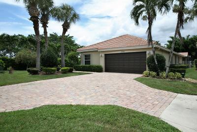 Boca Raton Single Family Home For Sale: 10466 Buena Ventura Drive