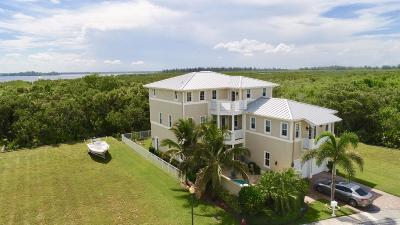 Hutchinson Island Single Family Home For Sale: 172 Ocean Estates Drive