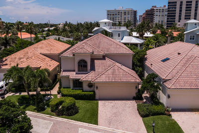 Juno Beach Single Family Home For Sale: 312 Alicante Drive