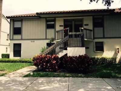 Boca Raton Condo For Sale: 3149 Millwood Terrace #1220