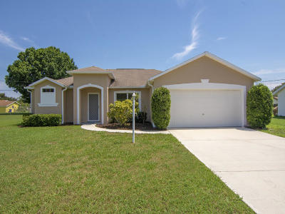 Indian River County Single Family Home For Sale: 935 Highland Drive SW