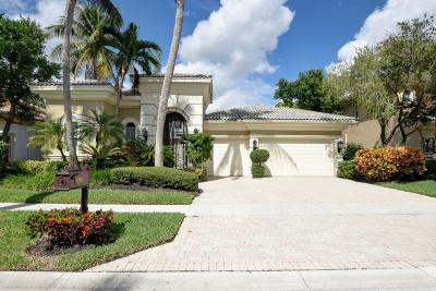 Delray Beach Single Family Home For Sale: 7887 Talavera Place