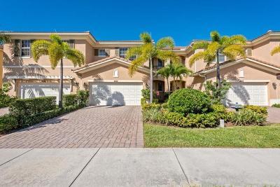 Palm Beach Gardens Rental For Rent: 4612 Cadiz Circle