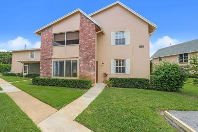 Palm Beach Gardens Condo For Sale: 12416 Alternate A1a #P3