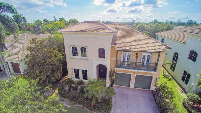 West Palm Beach Single Family Home For Sale: 9231 Nugent Trail