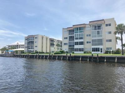 Boynton Beach Rental For Rent: 646 Snug Harbor Drive #H407