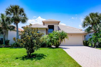 Port Saint Lucie Single Family Home For Sale: 320 NW Somerset Circle