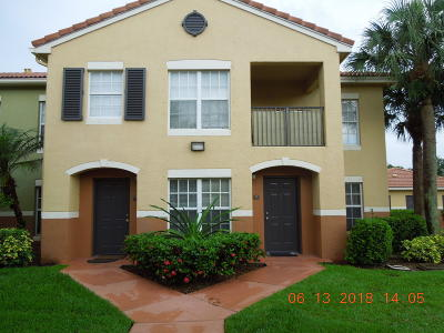 Royal Palm Beach Condo For Sale: 10318 Fox Trail Road #414