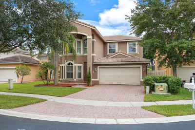 Lake Worth Single Family Home For Sale: 5257 Sancerre Circle